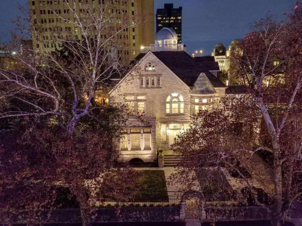 medium resolution of san antonio s historic downtown maverick carter house a victorian time capsule