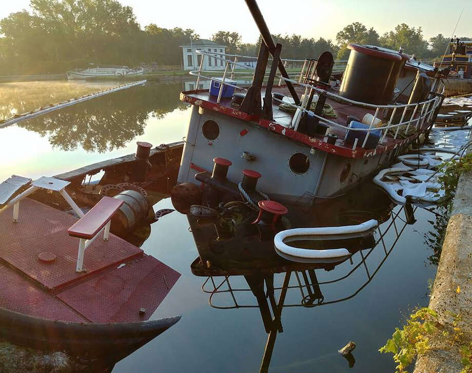 State faces waves over historic canal boat plans  Times Union