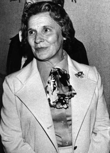 Polly Noonan in 1978. (Times Union archive)