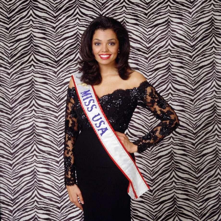 Chelsi Smith, Miss USA 1995. Photo: MONTY BRINTON / CBS / CBS