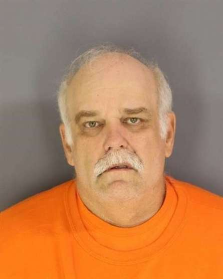 John Allen, 61. Photo: Albany County Jail