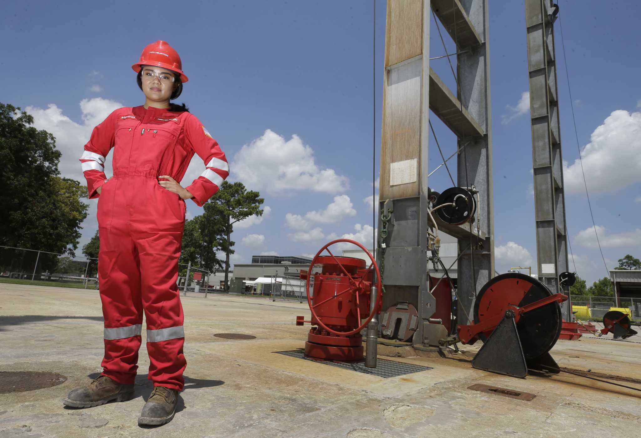 Flipboard Coveralls for all What Halliburton learned from Rosie the Riveter