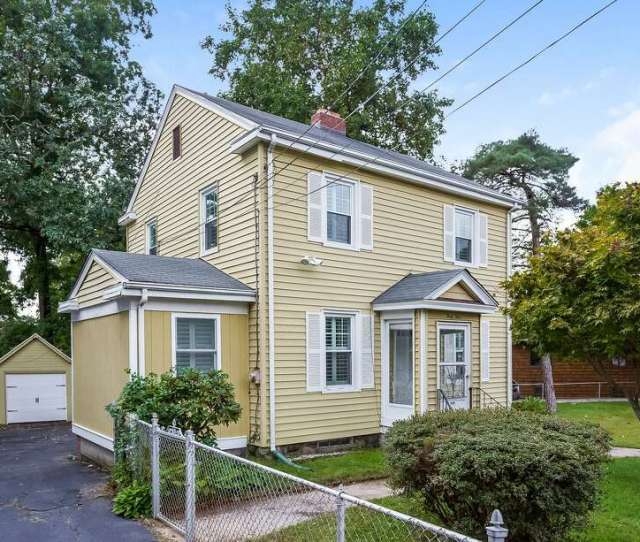 What You Can Buy Colonial In Newfield Section Of Stamford
