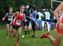 Cross Country Woodlands Boys Claim Region Title