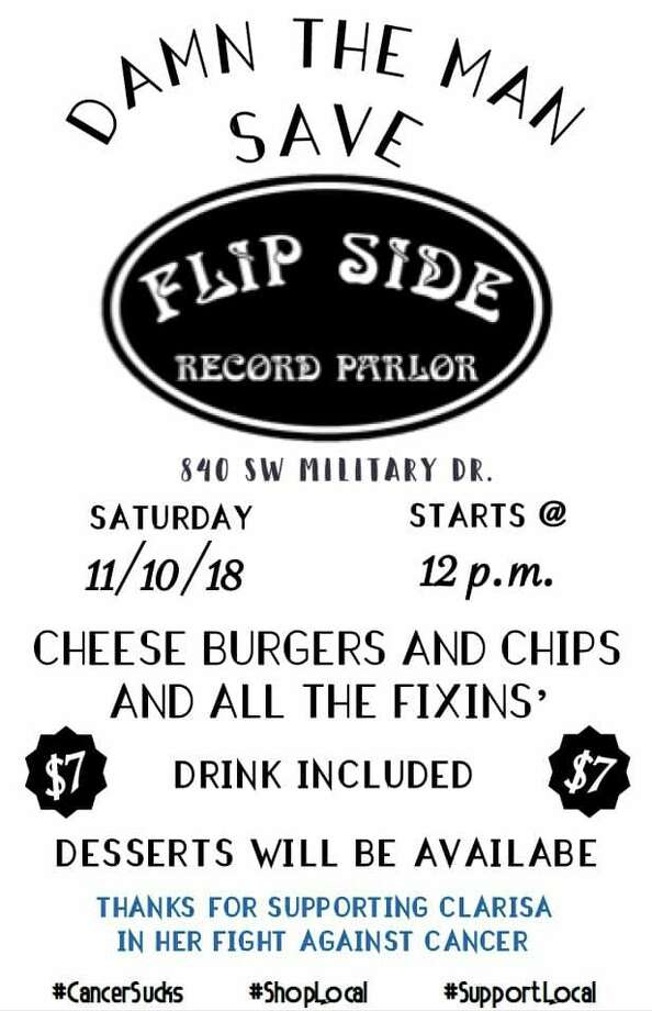 Community rallying around Flip Side Record Parlor, owner