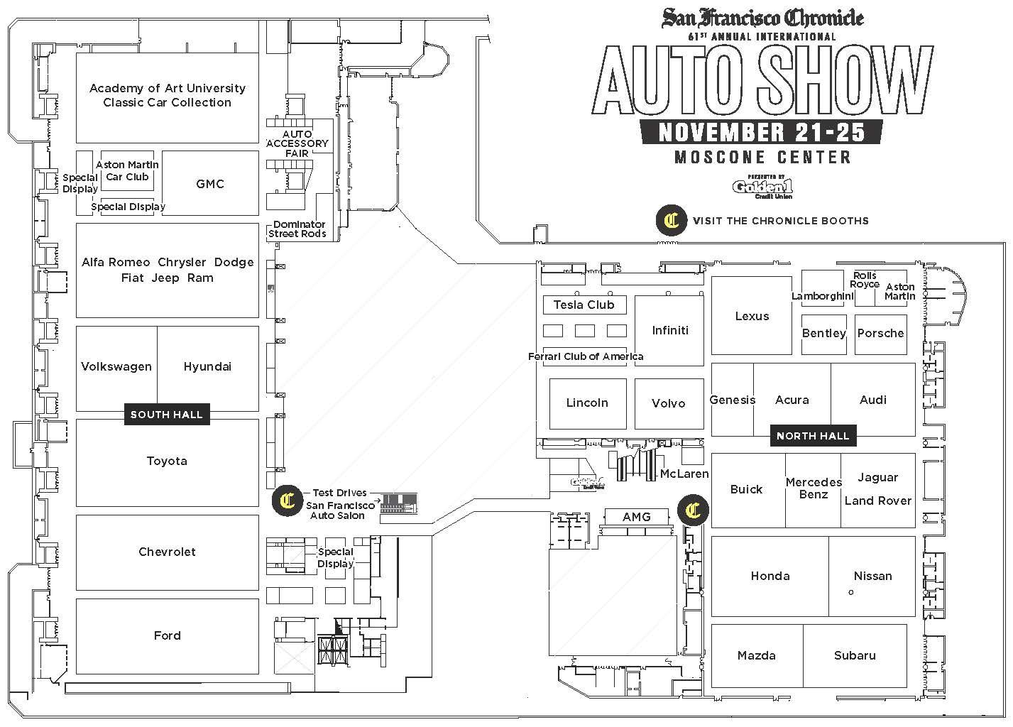 Your guide to the 61st annual International Auto Show