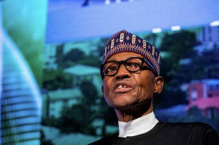 Muhammadu Buhari, Nigeria's president, speaks during the U.S.-Africa Business Forum in New York on Sept. 21, 2016. Photo: Michael Nagle/Bloomberg / Bloomberg