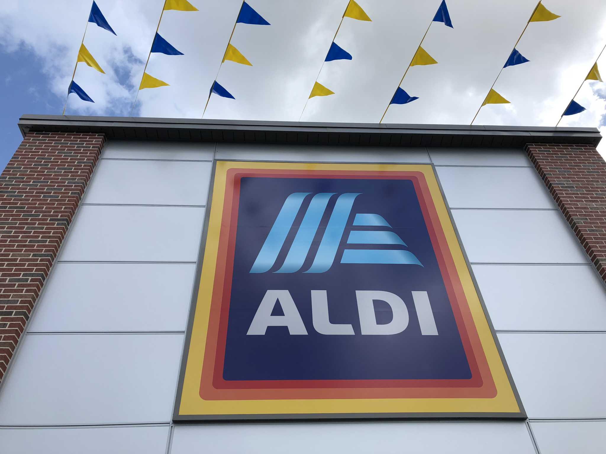 Cars Auto Aldi The Sasson Report Food Shopping Aldi Opens In