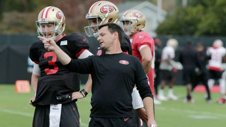 Broncos hire Rich Scangarello as offensive coordinator