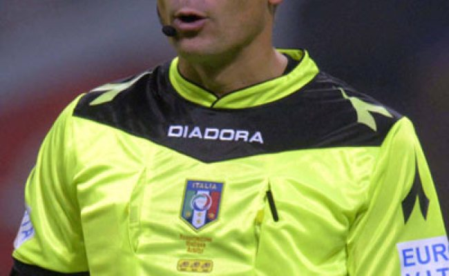 Paolo Valeri Matches As Referee