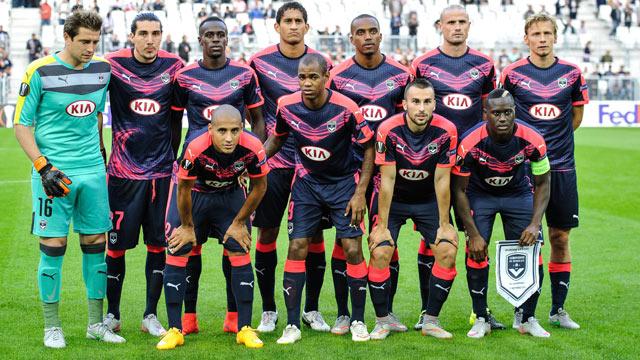 Girondins Bordeaux » Squad 2020/2021