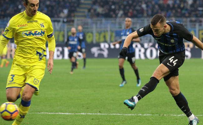 Serie A News Perisic Hat Trick Sends Inter Top Of Serie A