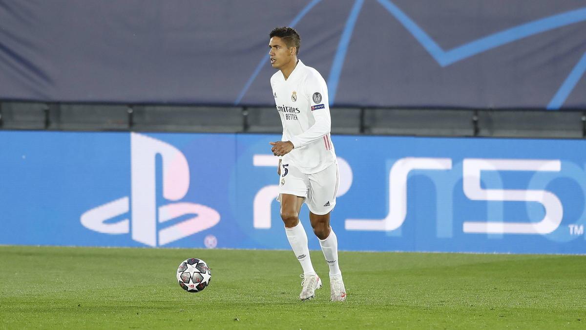 (perancis) statistik liga perancis raphaël varane pada website lfp.fr; Real Madrid bangt um Abwehr-Star