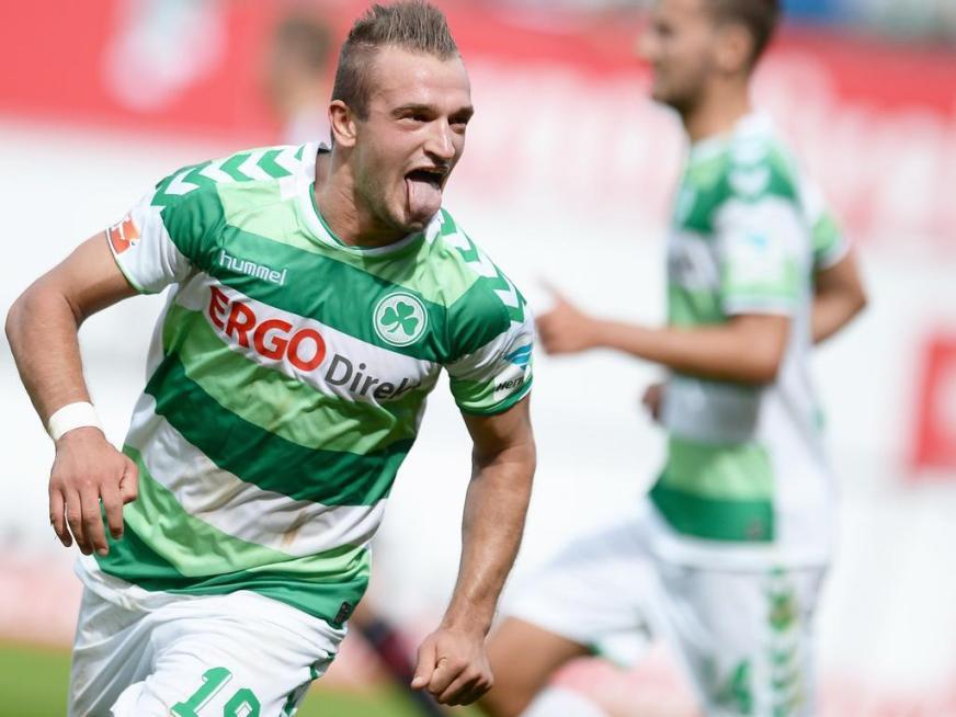 Bundesliga » News » Berisha-Geschwisterliebe muss ruhen
