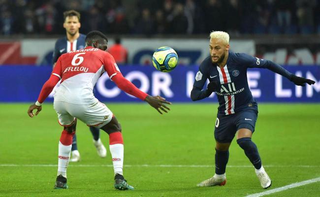 Ligue 1 Neymar Gala Kann Psg Siegesserie Nicht Retten