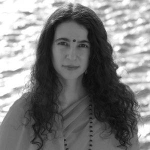 Sadhvi Bhagawati Saraswati Headshot