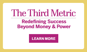 The Third Metric