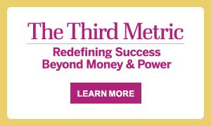 The Third Metric