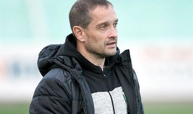 Roman Sanzhar, photo FC Carpathians