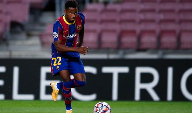 Football news: Barcelona and Fati have serious differences over the signed contract