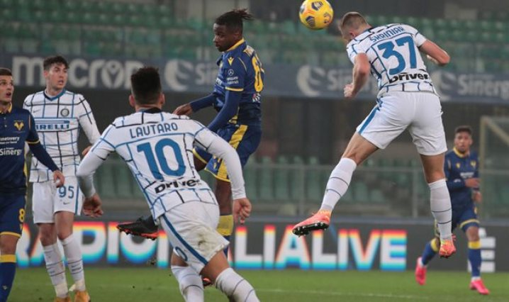 Verona vs Inter. Match review. ITALY: Serie A - Round 14. 23.12.2020