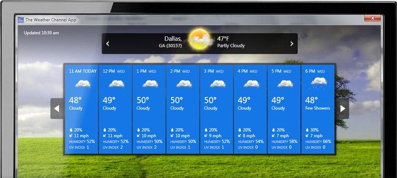 Twc The Weather Channel Desktop Download Windows 10 - Resume