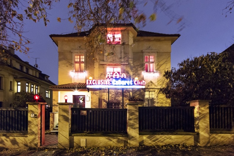 AAA Exclusive Club Adult Entertainment Prague