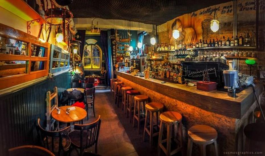 Hemingway  Nightlife  Tirana