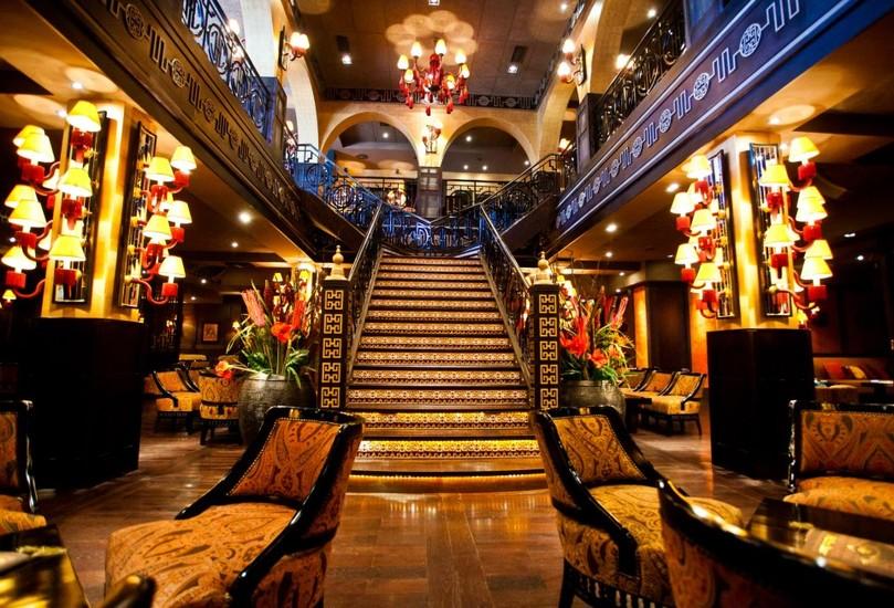 Buddha Bar  Restaurants  Tbilisi