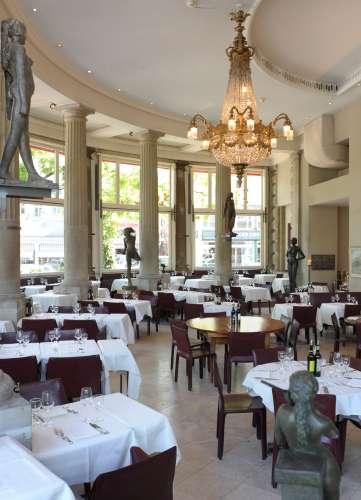 Terrasse Restaurants Zurich