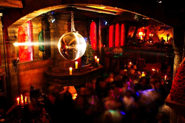 Adagio  Nightlife  Zurich