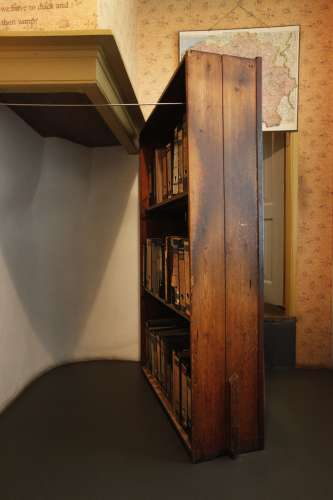 Anne Frank House Interior