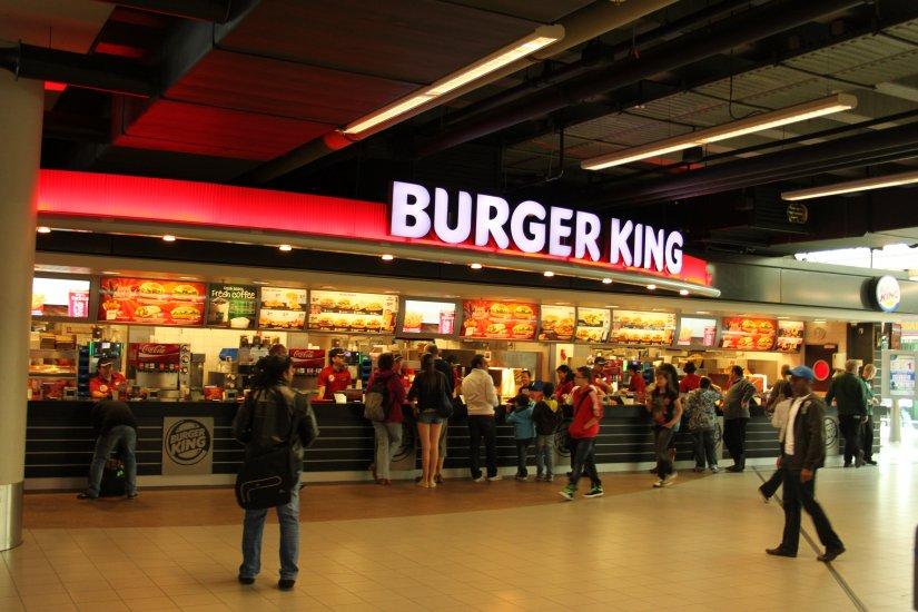 Fast Food Restaurants Around