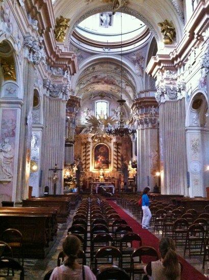 St Annes Church  Krakw Sightseeing  Krakow