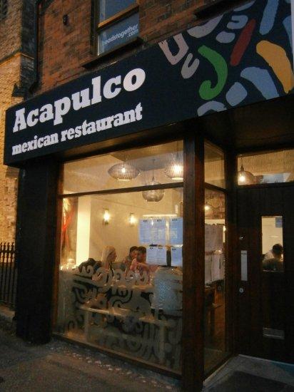 Acapulco  Restaurants  Belfast  Northern Ireland