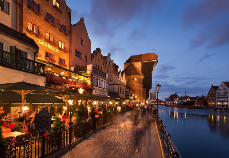 Goldwasser Restaurants Gdansk