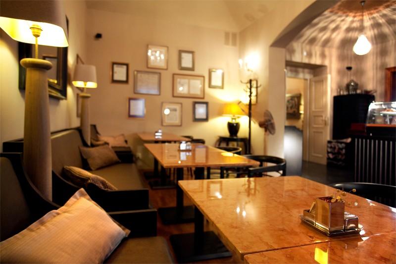 Caf Lounge  Cafs  Prague