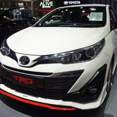 Toyota Yaris Ativ Trd All New Kijang Innova Tipe Q 2018 ใหม พร อมช ดแต ง ราคา 16 000 บาทท มอเตอร โชว