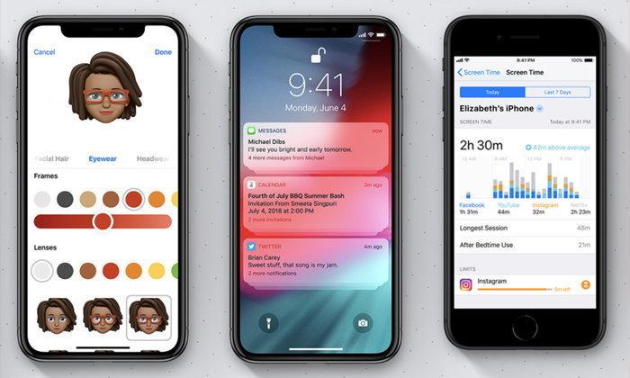 """มาแล้ว """"iOS 12.1.3"""" อัปเดตเล็กๆ สำหรับ iPhone, iPad และ iPod Touch ในช่วงต้นปี"""