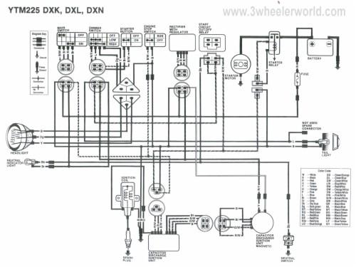 Yamaha Key Switch Wiring Diagram Sample Pdf Yamaha