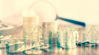 bani datorie statistici finante grafice