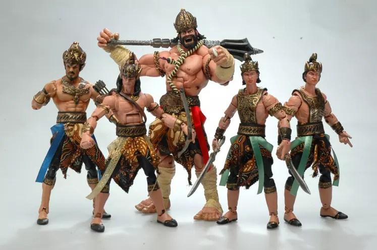 Yuliasitia.blogspot.com gambar wayang pandawa lima gambar wayang. Yuk Mengenal Pandawa 5 Kesatria Tangguh Dalam Kisah Pewayangan Kaskus