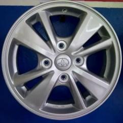 Harga Velg Grand New Avanza Veloz Is The Camry All Wheel Drive Jual Berbagai Macam Velg/pelek Mobil Original ...