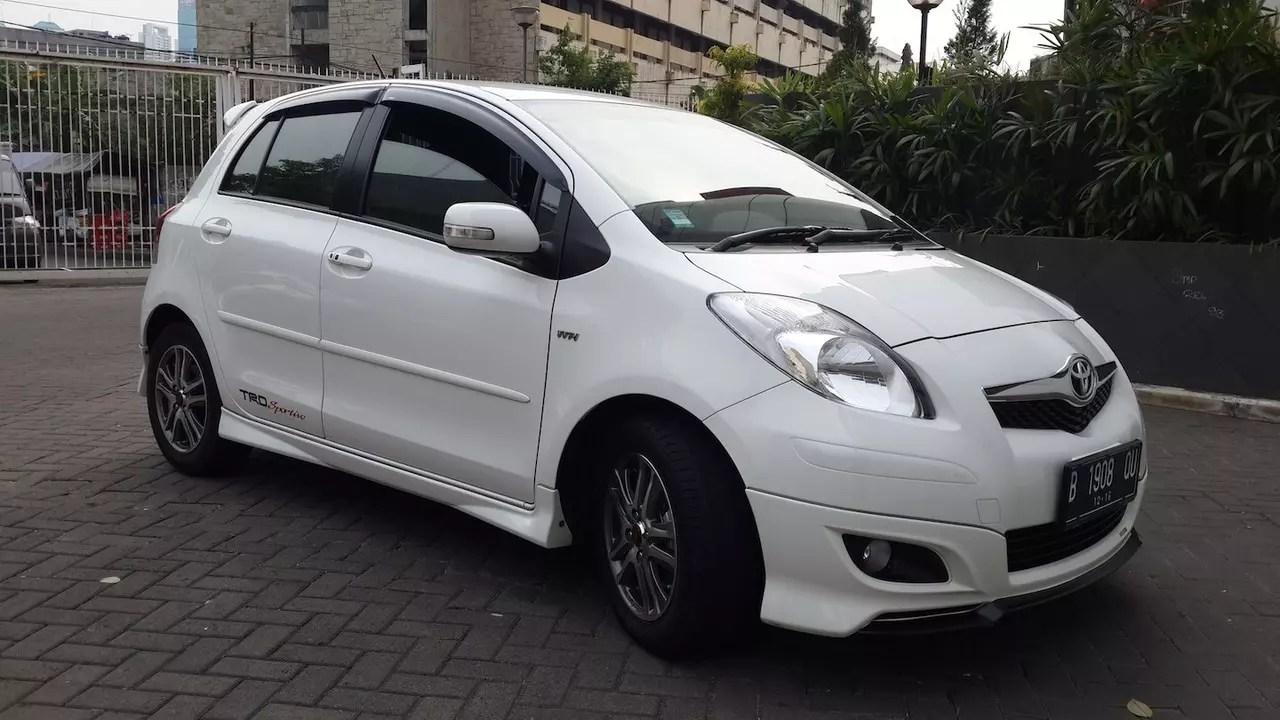 toyota yaris trd limited spesifikasi all new kijang innova reborn terjual type s sportivo putih antik kaskus