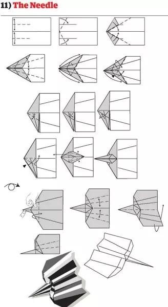 Cara Membuat Pesawat Terbang Dari Kertas : membuat, pesawat, terbang, kertas, Membuat, Pesawat, Kertas, Terbang, Kreatifitas, Terkini