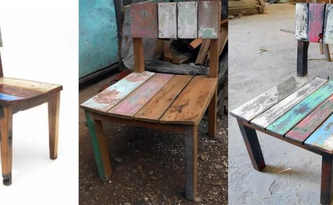 Cari Boat Wood Furniture Kursi Bali Bekas Kayu Kapal