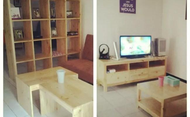 Terjual Buat Furniture Custom Dari Kayu Jati Belanda