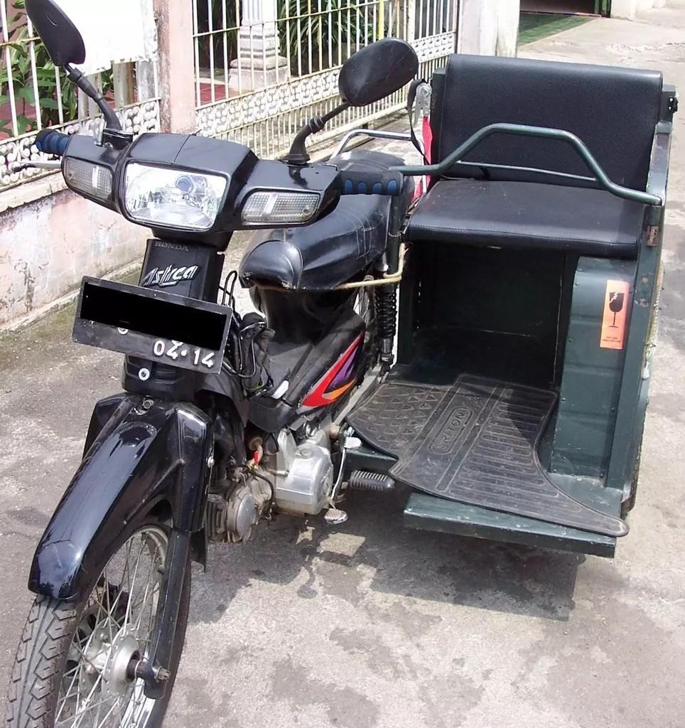 Motor Modifikasi Terkini Motor Modif Gerobak