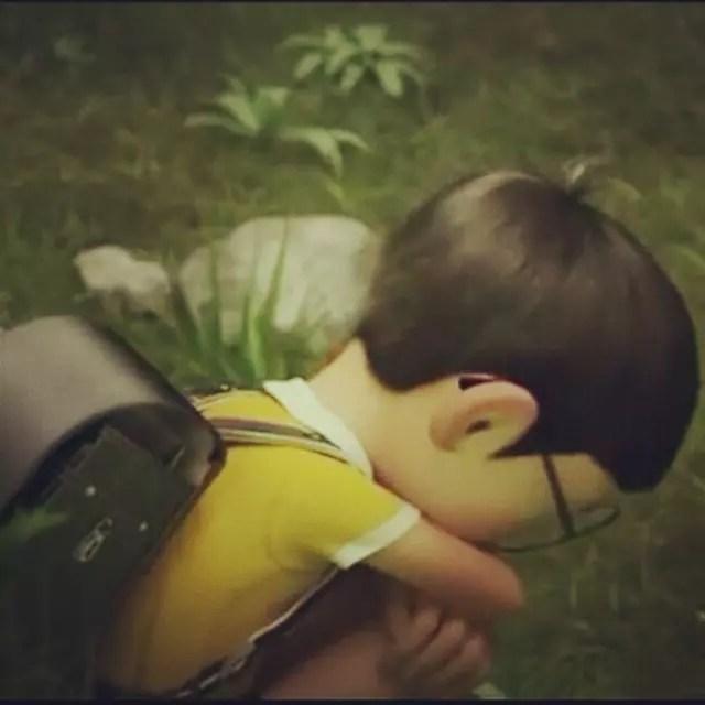 MomenMomen Mengharukan Dalam Film Stand By Me Doraemon
