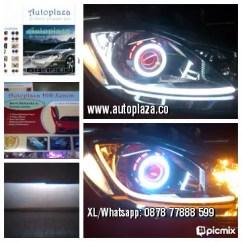 Grand New Avanza Kaskus Agya G Vs Trd Terjual Custom Headlamp Morimoto Projector+angel Eyes ...